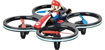 Carrera R/C Mini Mario-Copter 2.4 GHz