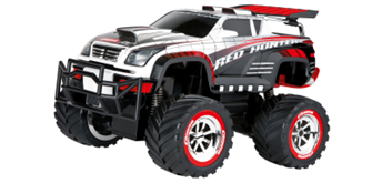 Carrera Red Hunter 2, 2.4 GHz 1:14 R/C Digital Proportional