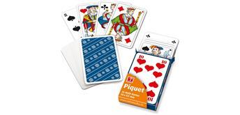 carta.media Piquetkarten Maxi - Edelweiss