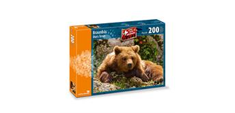 Carta Media Puzzle Braunbär - 200 tl.