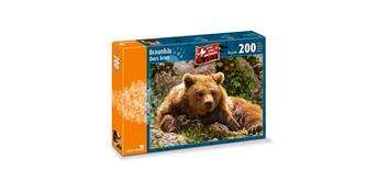 carta.media Puzzle Braunbär - 200 tl.