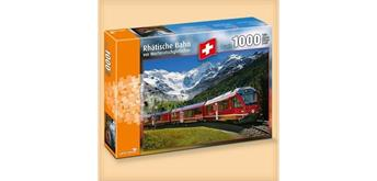 Carta Media Puzzle RhB Allegra- 1000 tl.