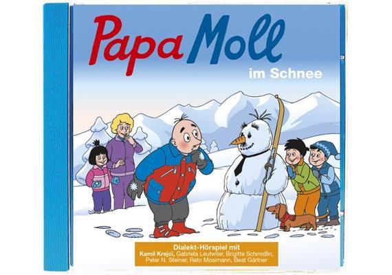 CD Papa Moll im Schnee