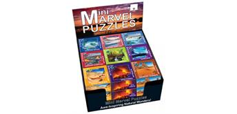 Cheat Well Mini Marvel Puzzles