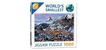 Cheatwell Games Puzzle World Matterhorn 1000 tlg. (16x10 mm)