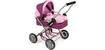CHIC 2000 Mini Puppenwagen Smarty brombeere