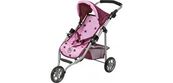 Chic 2000 Puppen-Jogging Buggy Lola Stars Brombeere