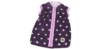 Chic 2000 Schlafsack für Puppen Stars Lila 79271