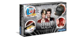 Clementoni Ehrlich Brothers Street Magic