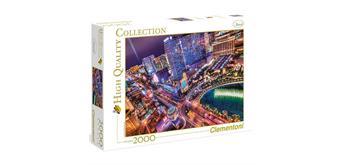 Clementoni Puzzle Las Vegas 2000 Teile