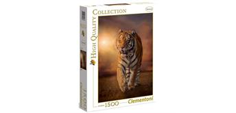 Clementoni Puzzle Tiger 1500 Teile