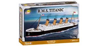 Cobi 1929 R.M.S Titanic / 722 Teile