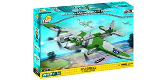 Cobi 5718 De Havilland Mosquito, 452 Steine