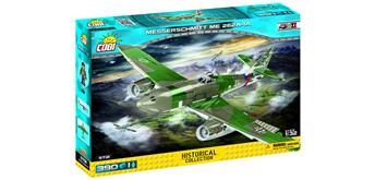 Cobi 5721 Messerschmitt Me 262A, 382 Steine