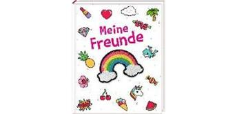 Coppenrath Freundebuch - Funny Patches - Meine Freunde