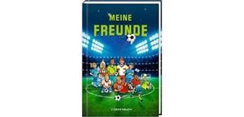 Coppenrath - Freundebuch - Meine Freunde - Fussballfreunde