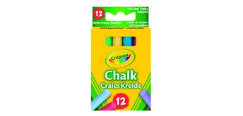 Crayola 12 bunte Kreide
