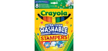 Crayola 8 Stempel auswaschbar