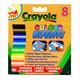 Crayola - 8 Whiteboard Stifte