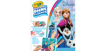 Crayola Color Wonder Frozen Malbuch