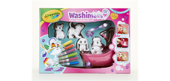 Crayola Washimals Play Set