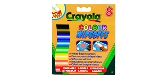 Crayola Whiteboard Stifte