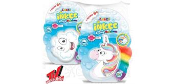 Craze Inkee Foamy Rainbow Badebombe