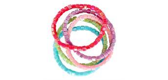 Creative Education Armband-Set Rainbow, 5 Stück