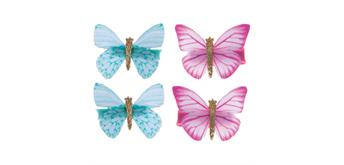 Creative Education Haarclips Butterfly Wishes assortiert