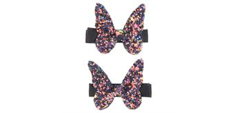 Creative Education Haarclips Rockstar Butterfly assortiert