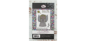 """Crystal Art A6 Stamp """"Angel Blessing"""""""