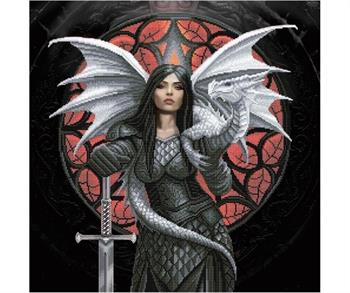 Crystal Art Anne Stokes