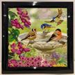 Crystal Art Bilderrahmen Holzeffekt 21 x 21 cm | Bild 3