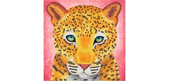 "Crystal Art Card Kit ""Rise"" 18 x 18 cm"