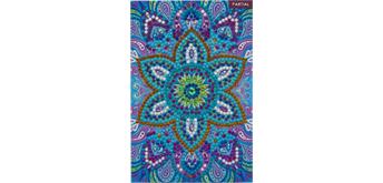 Crystal Art Card Mandala 10 x 15 cm