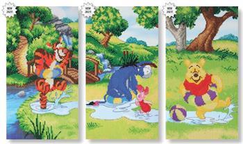 Crystal Art Disney Collection