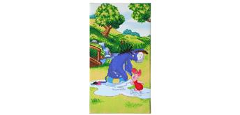 """Crystal Art Kit """"Eyore and Piglet"""" Triptych Part 2"""