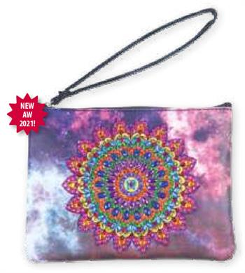 Crystal Art Pouch
