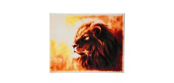 Crystal Art Proud Lion Kit, 40 x 50 cm