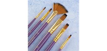 Crystal Art Set of 6 Brushes