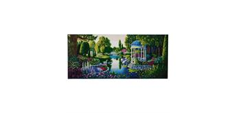 "Crystal Art ""The secret Garden"" Kit, 40 x 90 cm"