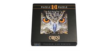 Curiosi Q4 Puzzle Animal 4 Tiermotiv Eule
