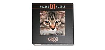 Curiosi Q4 Puzzle Animal 6 Tiermotiv Katze