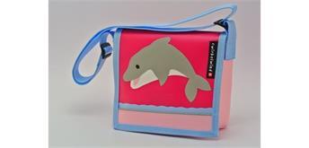 cwirbelwind Kindergartentasche Delfin Flipper