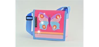 cwirbelwind Kindergartentasche Farfalla Glitzer