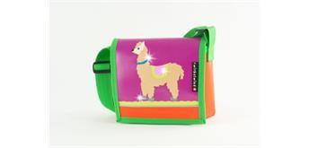 cwirbelwind Kindergartentasche Lama Glitzer