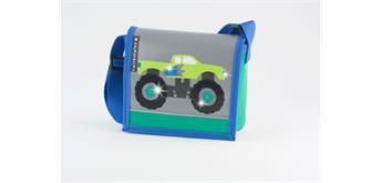 cwirbelwind Kindergartentasche Monstertruck Glitzer