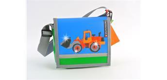 cwirbelwind Kindergartentasche Pneulader Glitzer