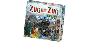 Days of Wonder - Zug um Zug - Europa