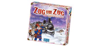Days of Wonder - Zug um Zug - Skandinavien